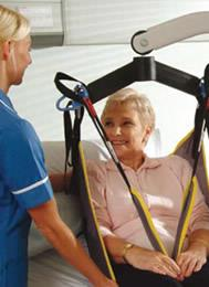 How do I qualify to become a Patient Handling Trainer?